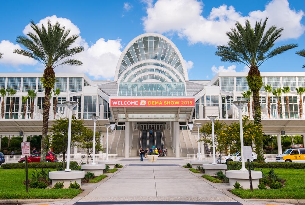 Orange County Convention Center - Orlando, Florida