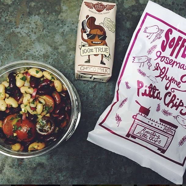 vegan options in Selfridges food hall