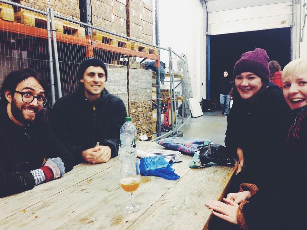 Beavertown Brewery trip