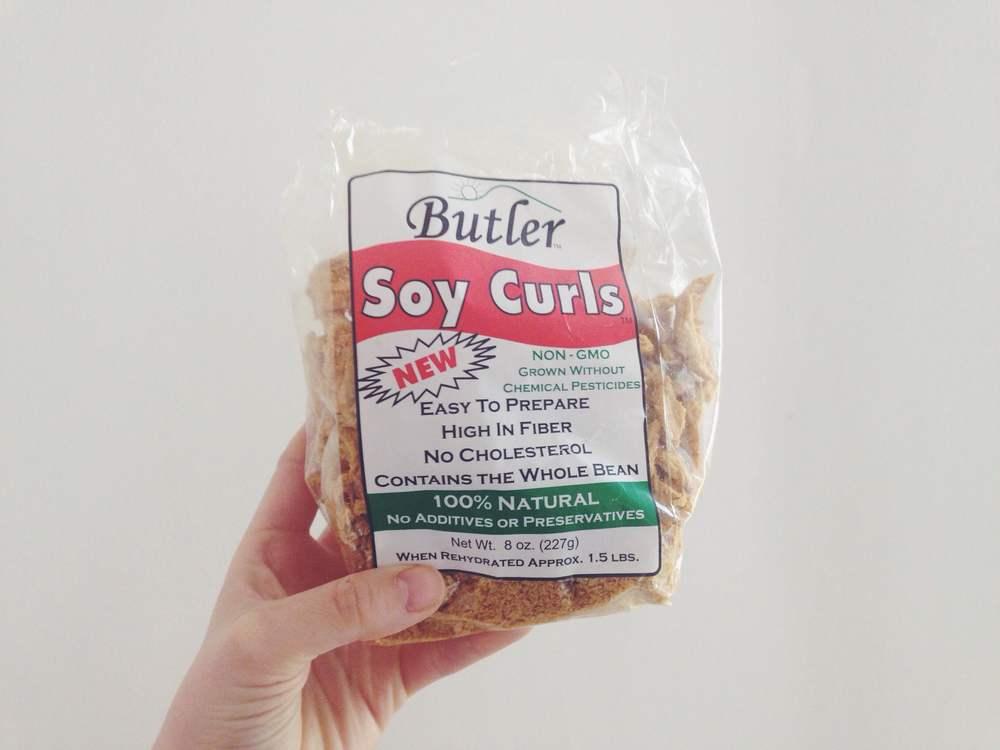 Butler's Soy Curls
