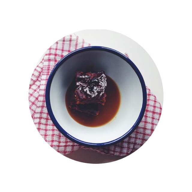 vegan sticky toffee pudding