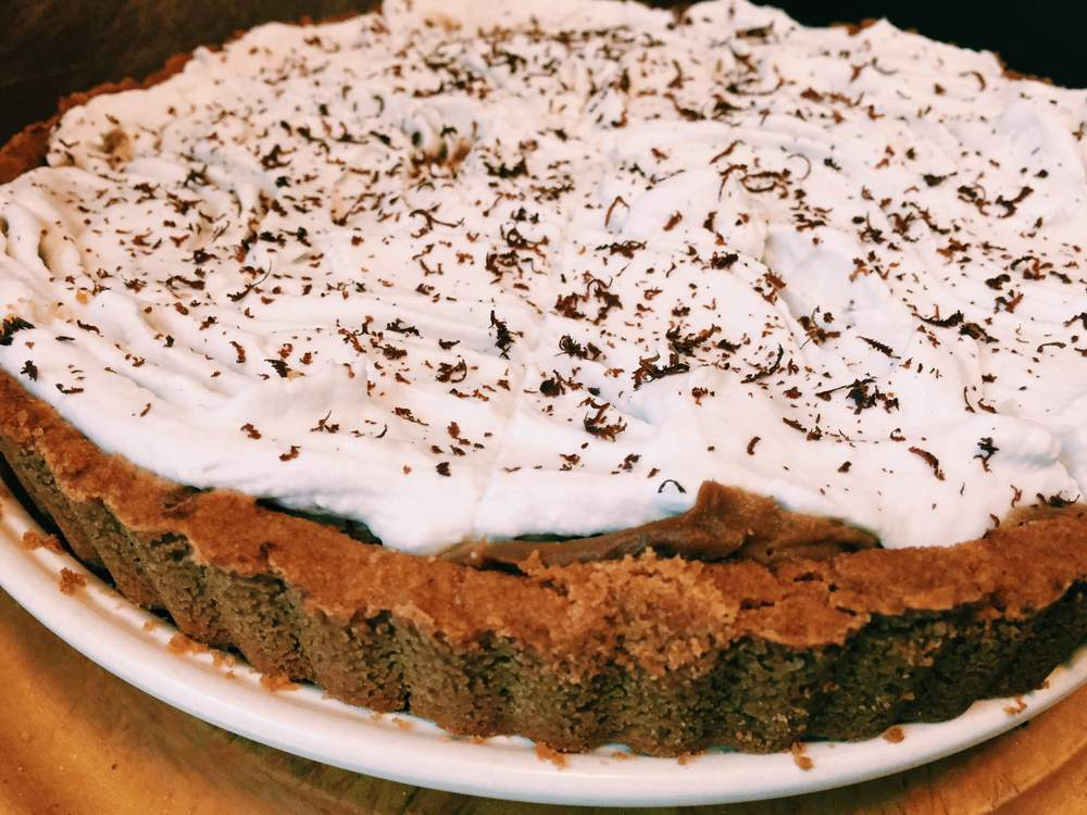 vegan banoffee pie recipe