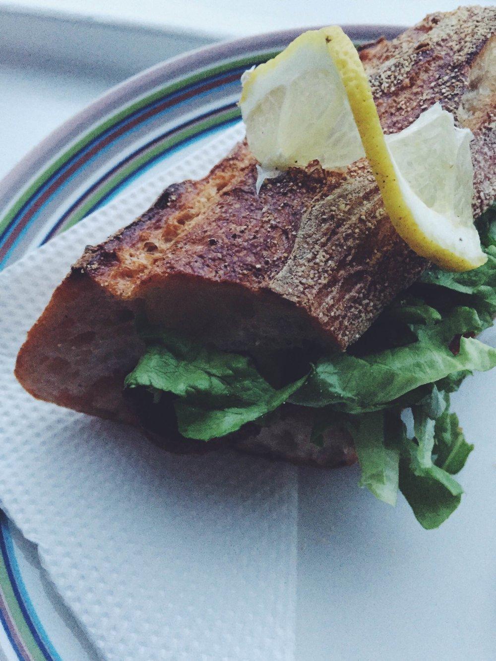 vegan reykjavik sandholt bakery