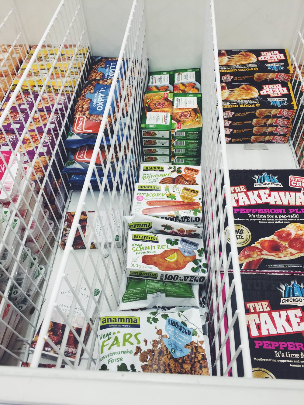 vegan reykjavik supermarket