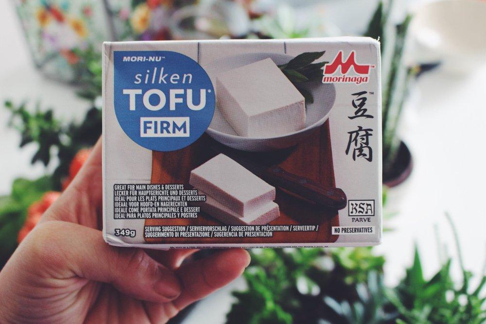 mori-nu silken tofu