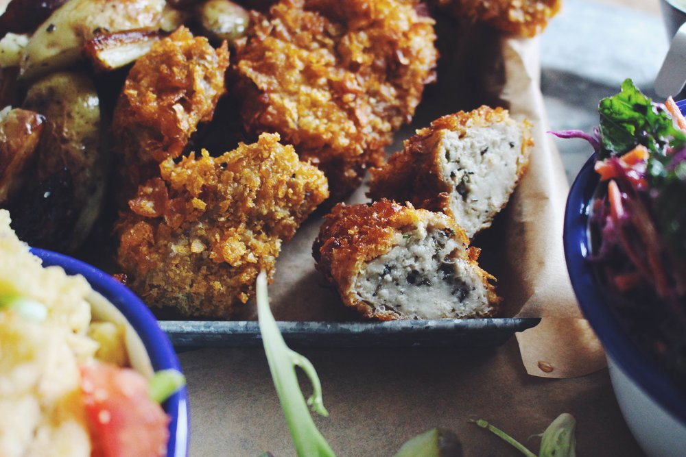 vegan seitan recipe seitan fried chicken