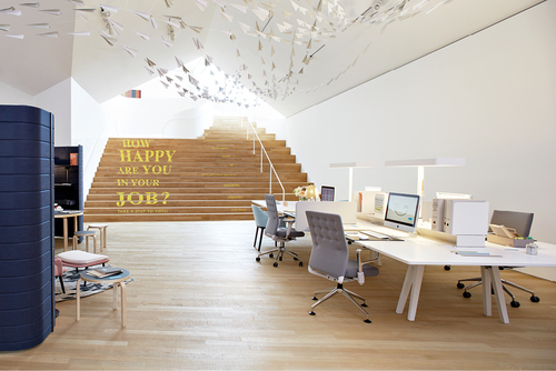 Vitra Office Furniture Exhibition