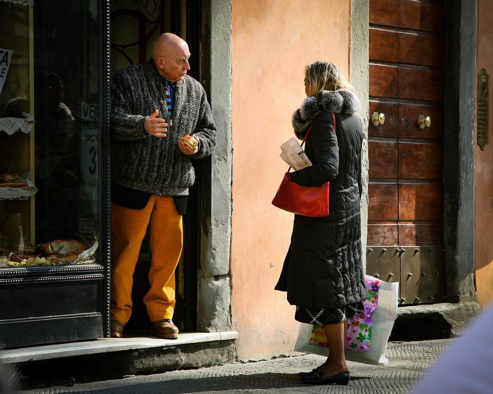 Passiar i Lucca