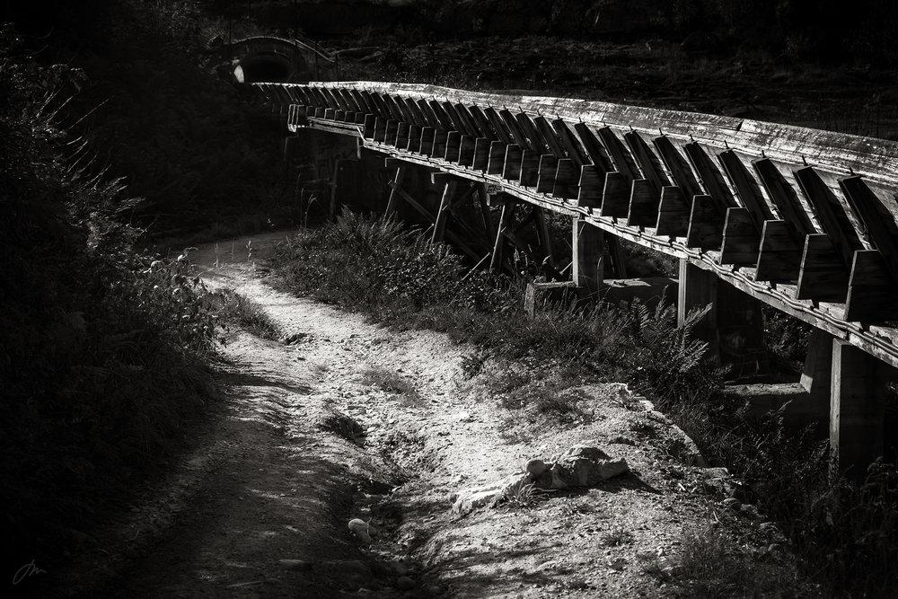Grusveien og vannveien – uke 42