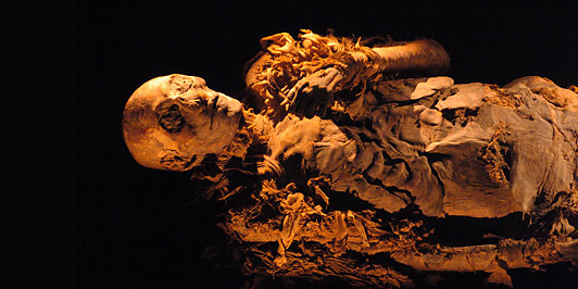 Hatshepsuts mumie