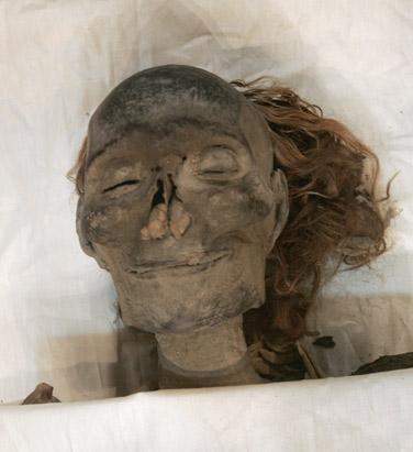 Hatshepsuts hode