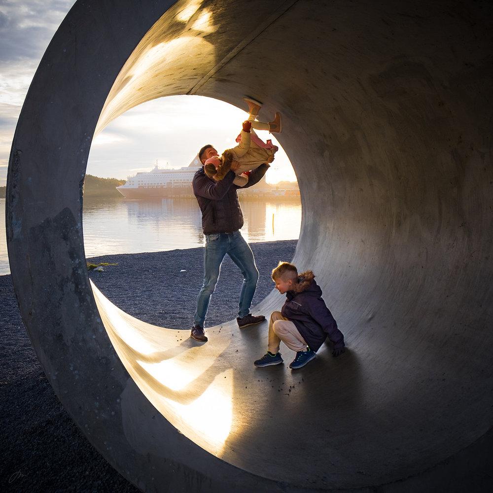 Fri lek i Oslo havn – uke 45