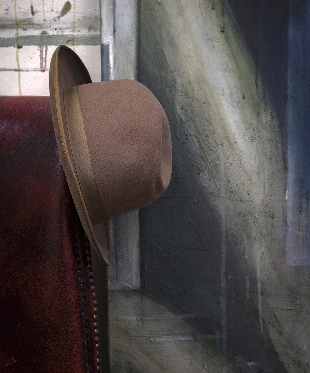 Kunstnerens hatt – uke 5