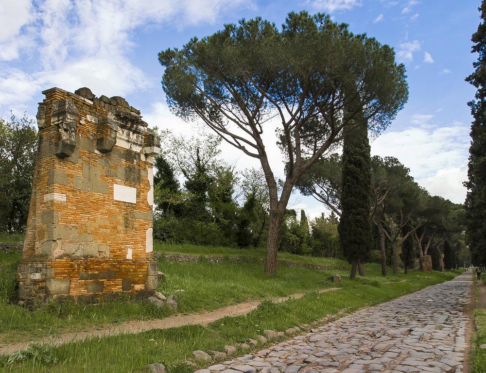 Rester av ruiner