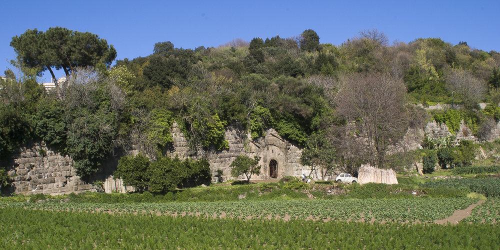 Viadukten i Albano.
