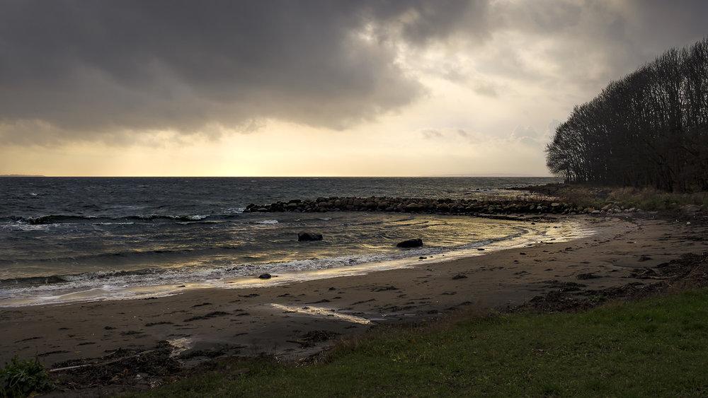 Stranda ved Alby – uke 15