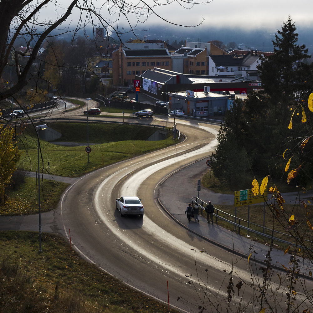 Morgentrafikk på Ramberghjørnet – uke 46
