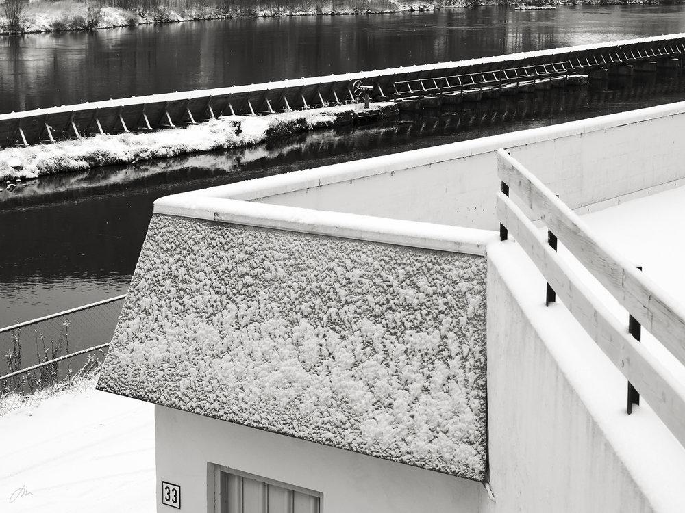 Snø og geometri – uke 50