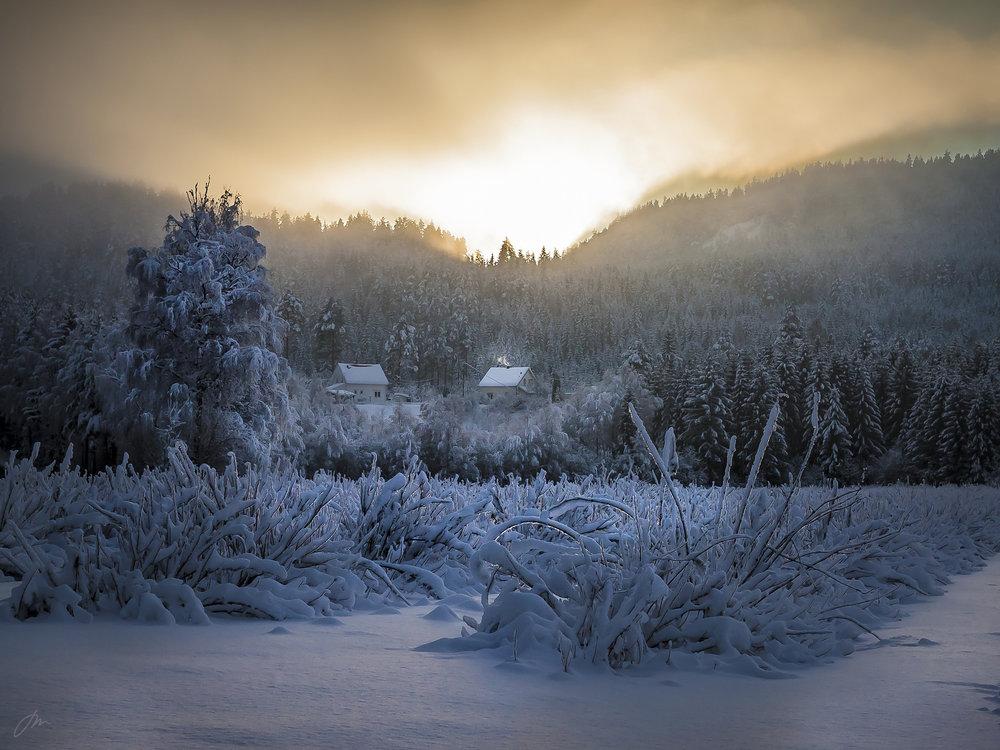 Lisleherad, Telemark