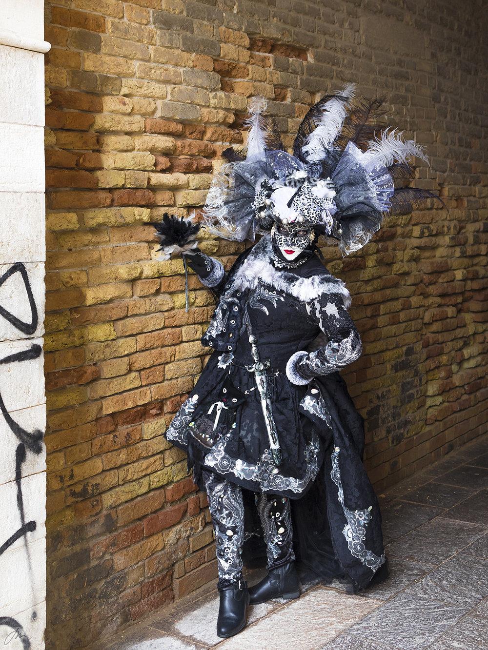 Karneval i Venezia!