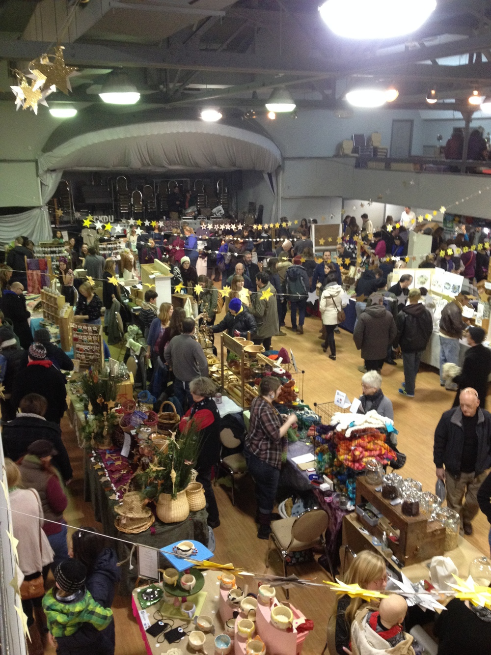 Halifax Crafters Market, November 30, 2013