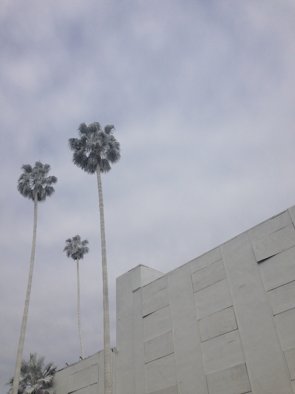 The Bates Motel, Art installation by French artist Vincent Lamouroux in Silver Lake, Los Angeles
