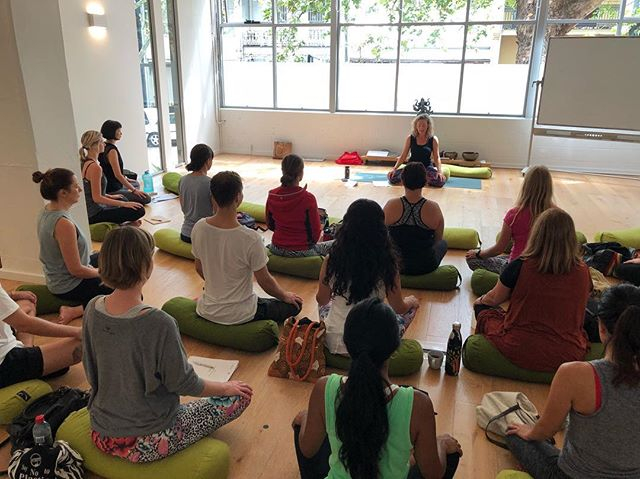 A huge thank you and warm welcome to the volunteers who attended today's Yoga Training Day. ❤️ A special thanks to our incredible Yoga Teacher Trainer Nikola Ellis @adoreyoga for teaching principles of trauma informed yoga, to @sophiepalmeryoga for teaching yoga for disabilities and to @inyogalife for having us in your special space. ❤️ Exciting things ahead in 2018!