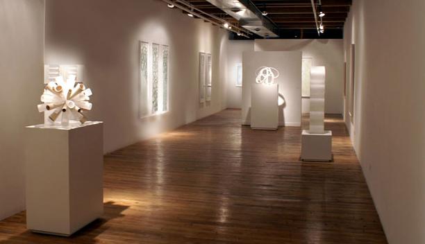 Silent Light Dubhe Carreno Gallery, Chicago, IL  2010