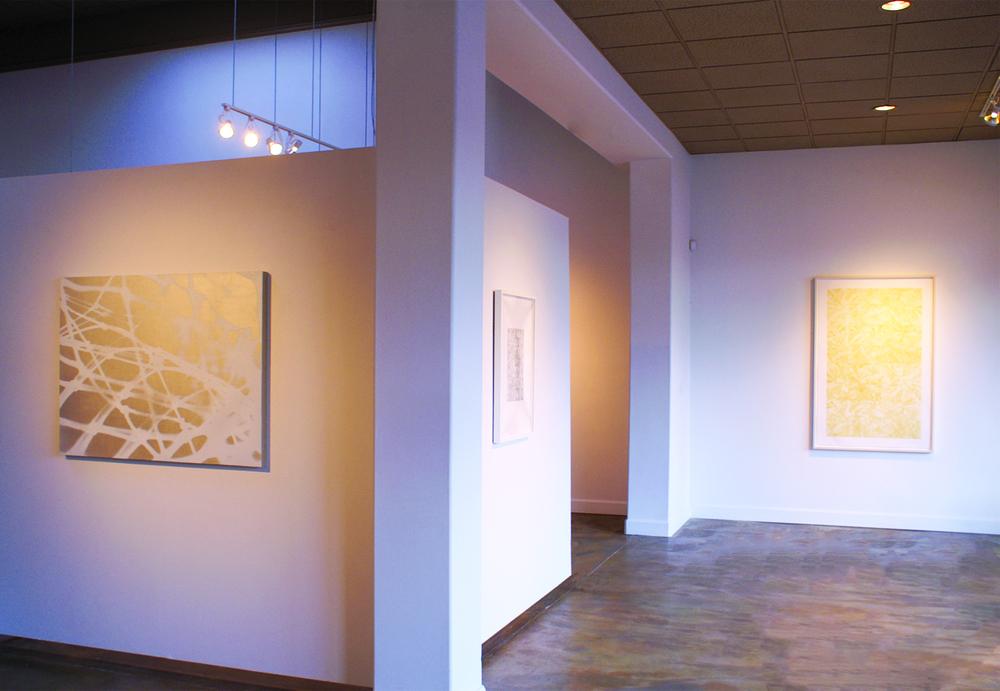 Variations: Structure and Surface Wade Wilson Art/Santa Fe, Santa Fe, NM  2014