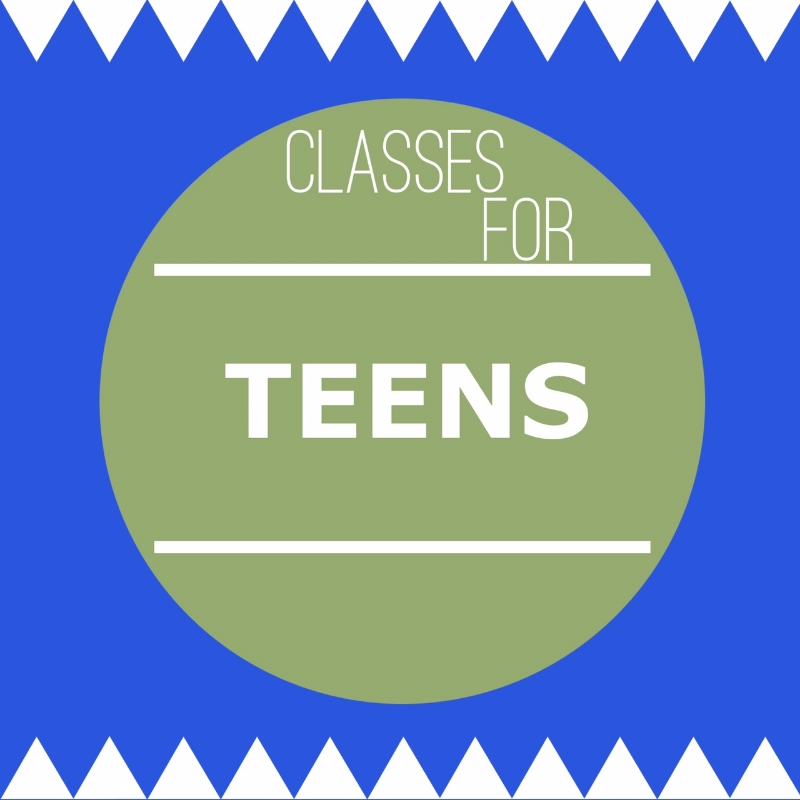 Art Studio Teen Classes 92