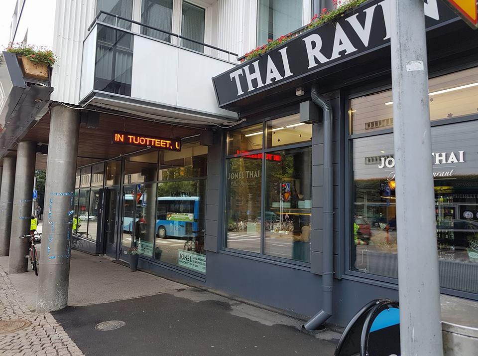 Jonel Catering toimittaa juhliisi / tapahtumaasi unohtumattomat kattauksen erinomaista maistuvaa Thai-ruokaa.