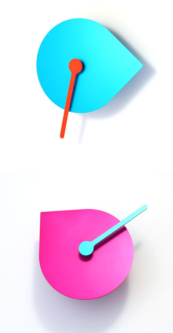 COMMA CLOCK — YANG:RIPOL DESIGN