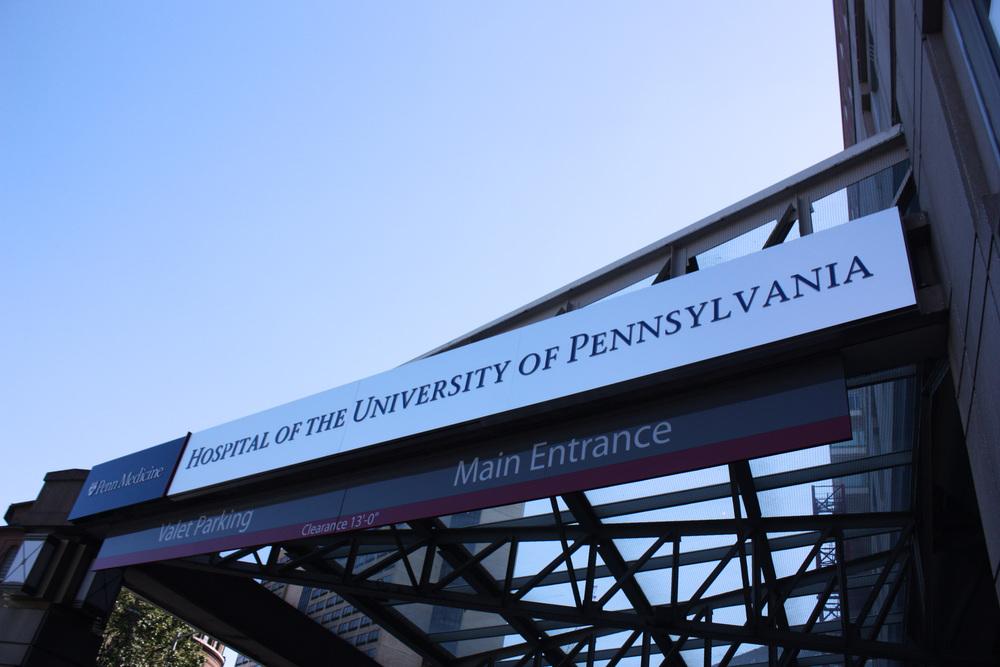 Hospital of the University of Pennsylvania (HUP)