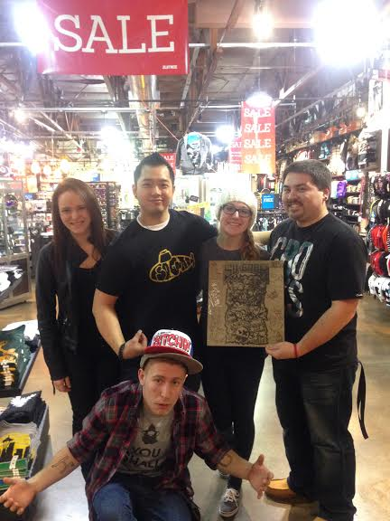 Zumiez North Bend, WA staff is crushing it!
