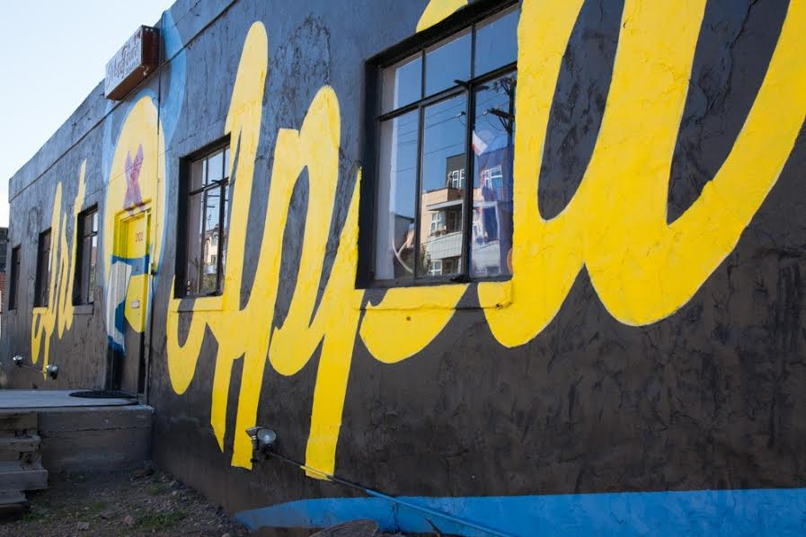 Megafauna 3102 Blake Street, RINO Neighborhood
