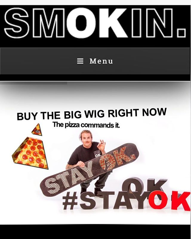 Pizza n shredding. They go together like me peanut butter & jelly. No better time to get this board from smokinsnowboards.com cause free shipping with coupon code FREESHIP. Remember if you pizza, you're gonna have a good time! @smokinsnowboards #eatpizzaWorshipSmokin #stayOK