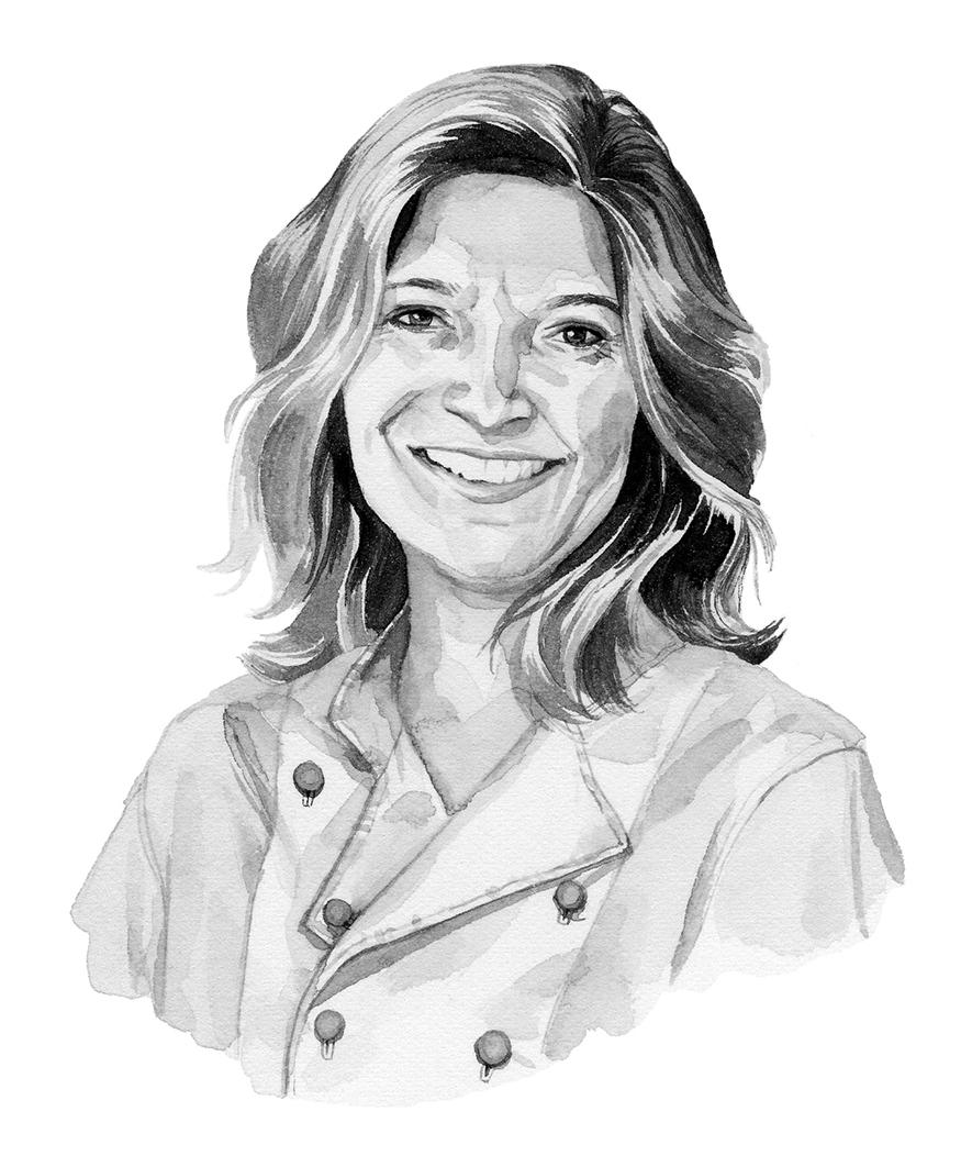 Chef Diane Kochilas, ©Melinda Josie, 2014