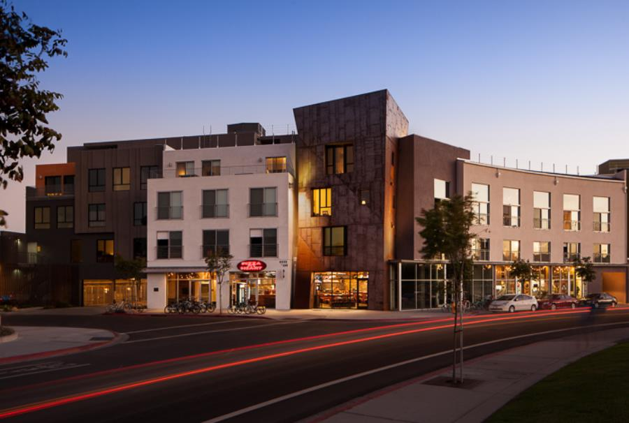 National Student Housing Business Innovator Award - Best Architecture & Design:     THE LOOP - UCSB Student Housing Project    Developer:  Mesa Lane Partners   Architect:  Meyer Architects/ DMA Architecture