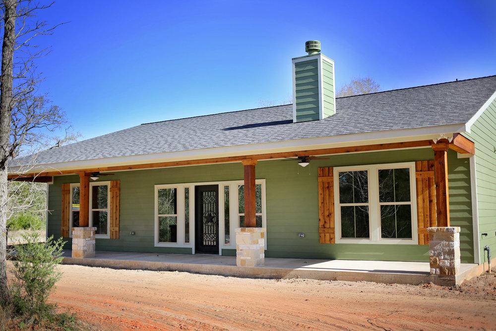 Kenney, TX Cabin