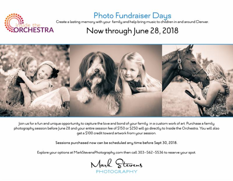 inside_orchestra_denver_photography_fundraiser_flyer