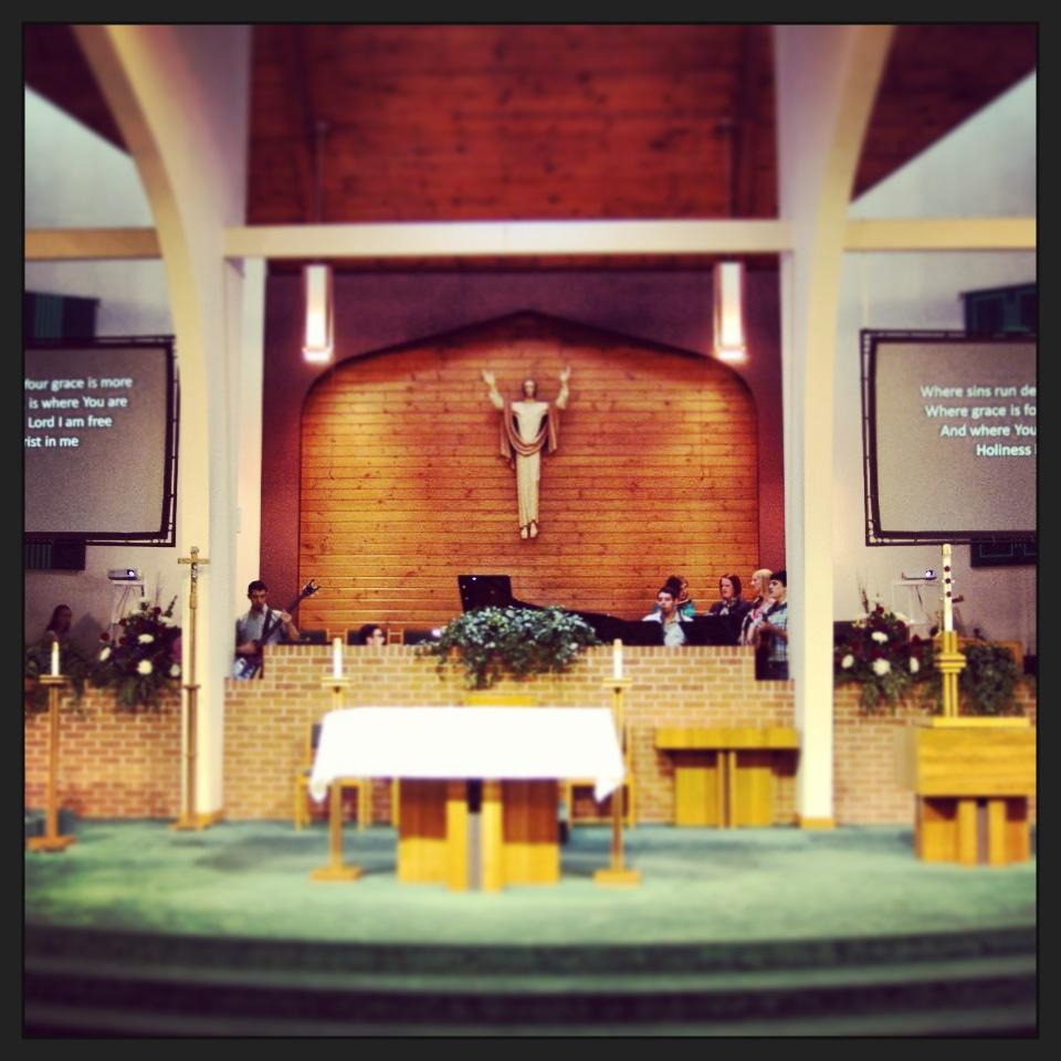 5:30 Evening Mass