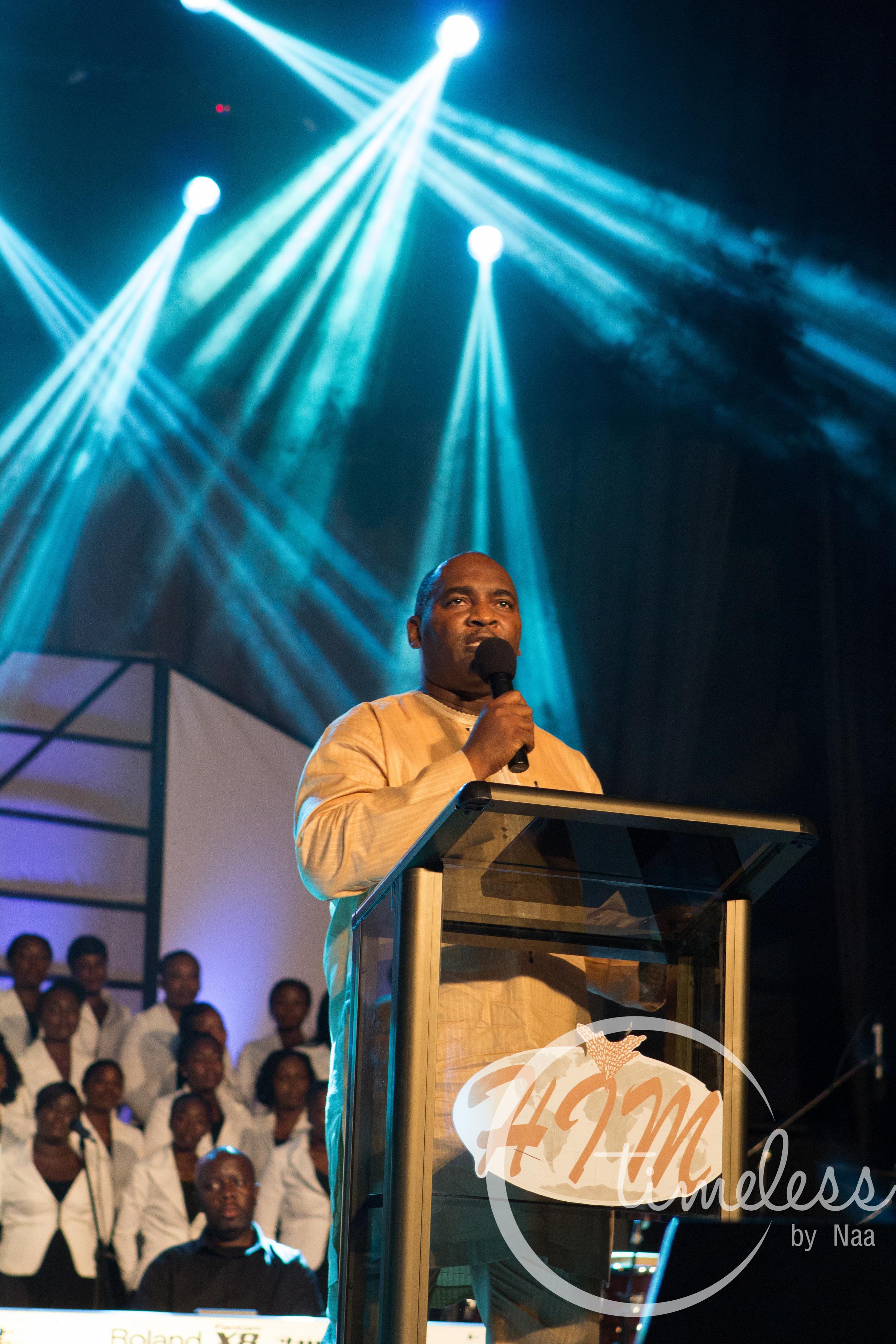 Rev. Fitzgerald Odonkor