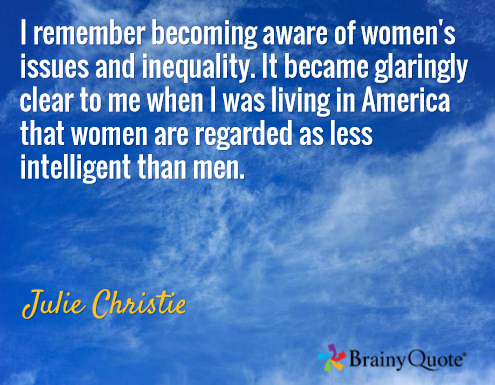 10 Quotes On Gender Inequality Naa Oyoo Quartey