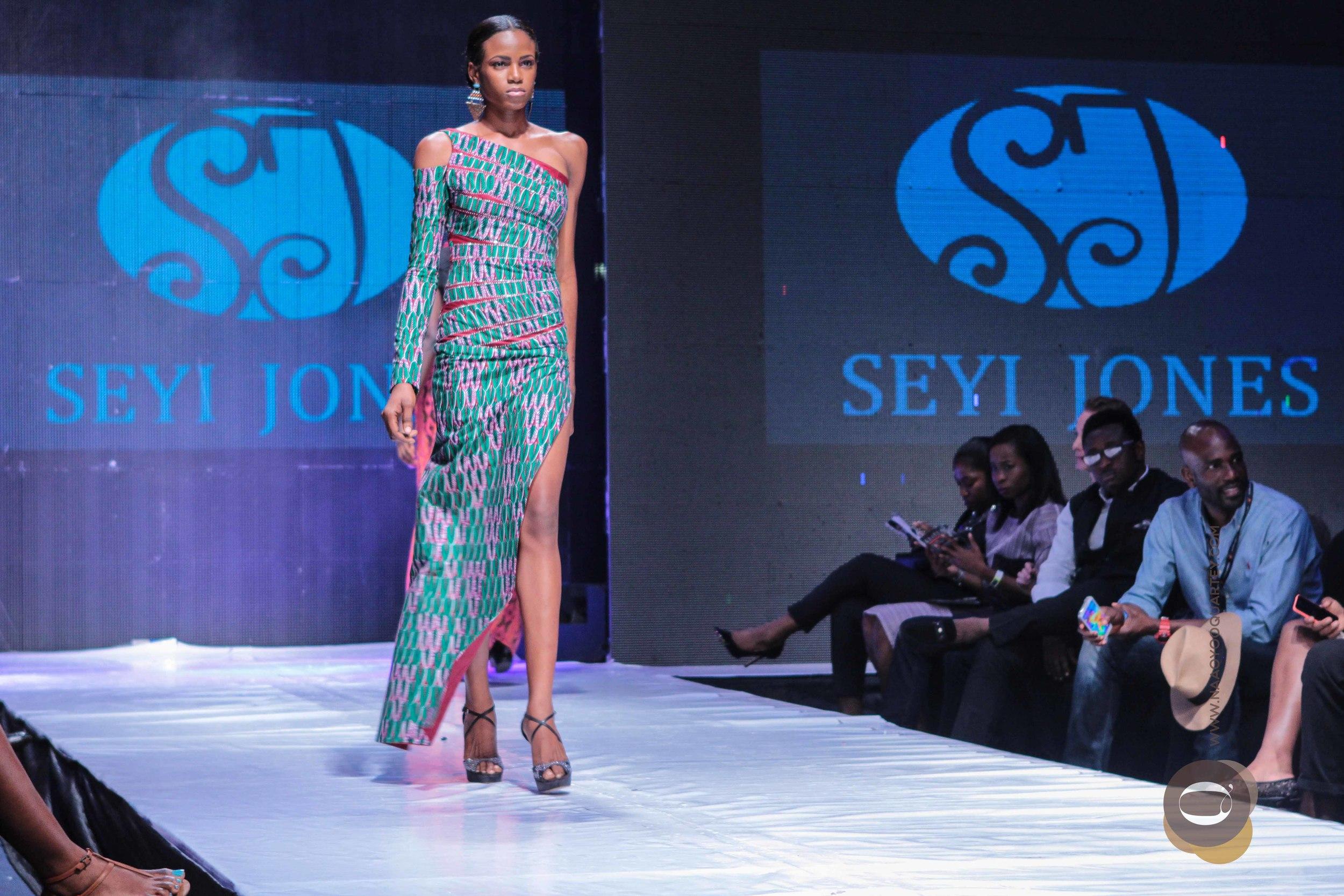 Seyi Jones Women's Fashion Line