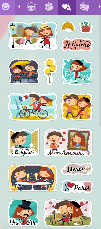 Viber Stickers