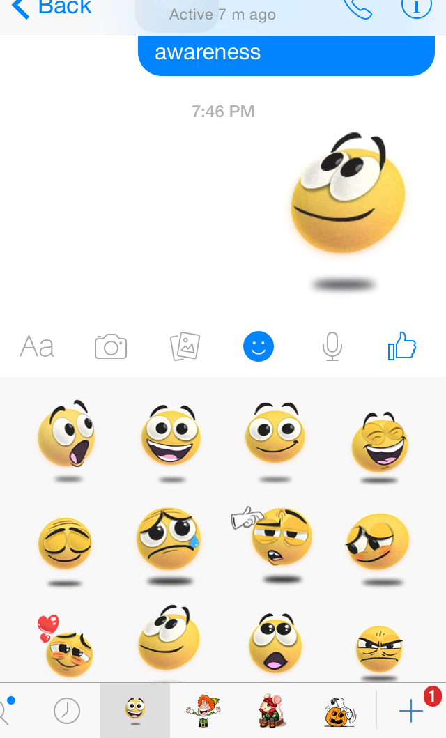 messaging apps are going crazy with stickers here are the best