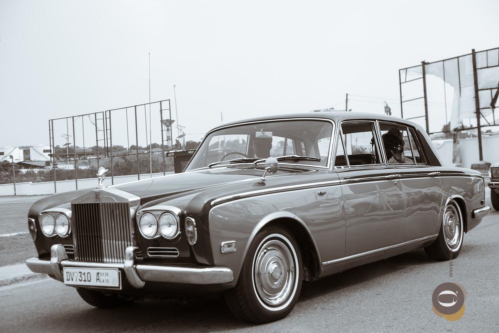 Rolls Royce 1968 Silver Shadow model