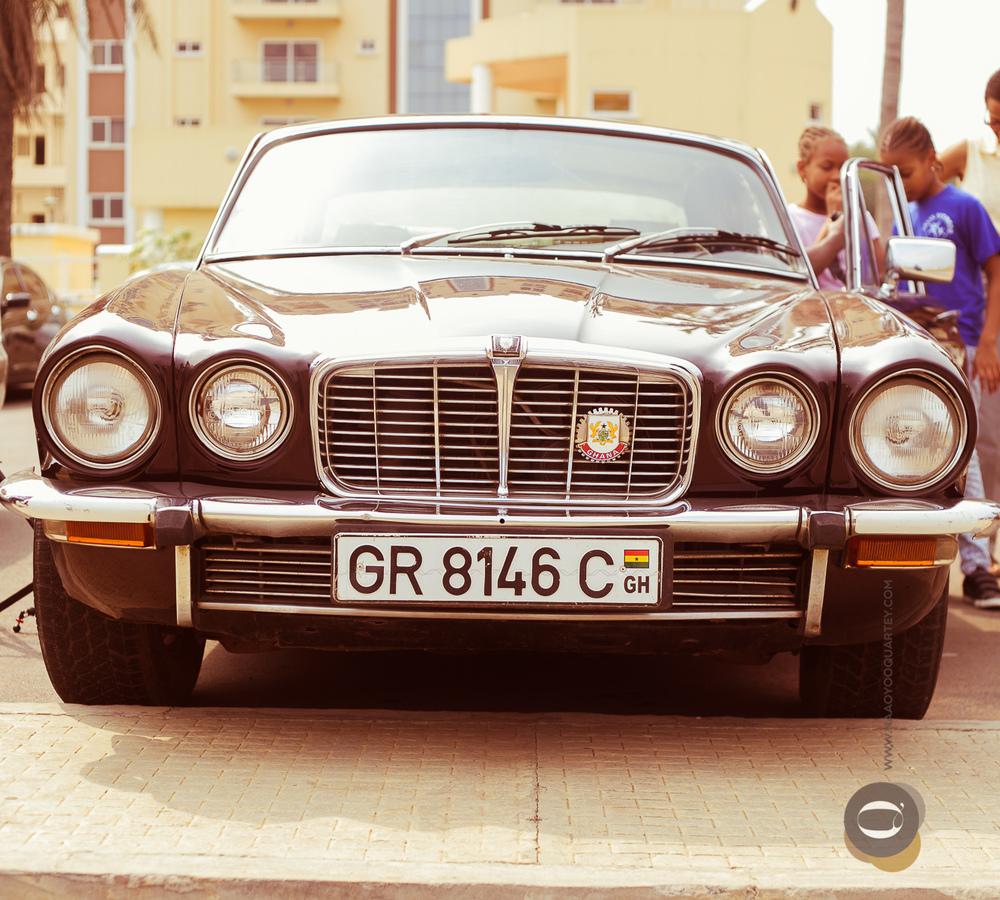 Jaguar XJS 1972