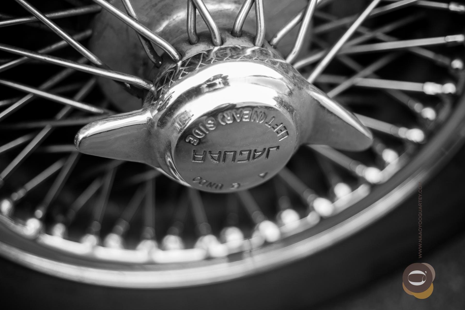 Wheel of Jaguar MARK 2