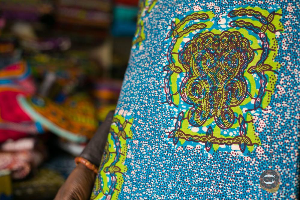 Wax prints